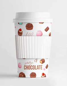 All You Need Is Love And Chocolate MINI Tumbler