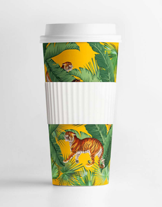 Bright Jungle Tumbler