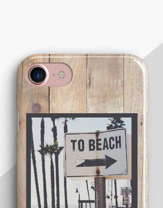 To The Beach Classic Case