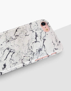 White Marble Classic Case