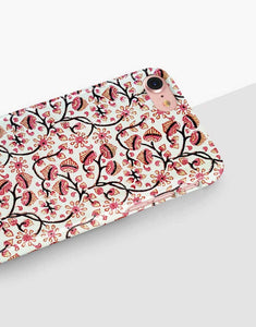 East Indian Floral Classic Case