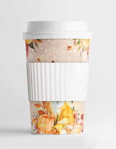 Autumn Fox MINI Tumbler