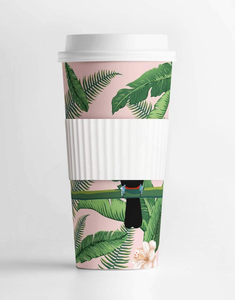 Tropical Toucan Tumbler