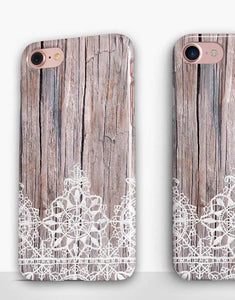 Lace Wood Classic Case