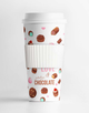 Love & Chocolate Tumbler