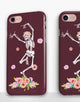 Dancing Skeleton Classic Case