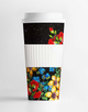 Colourful Flowers Tumbler