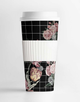Floral Bees Tumbler