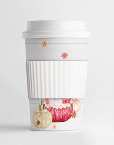 Autumn Pumpkin MINI Tumbler