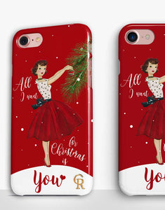 All I Want For Christmas Is You Classic Case