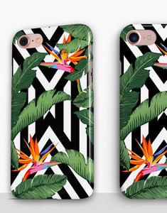 Exotic Banana Leaves Classic Case