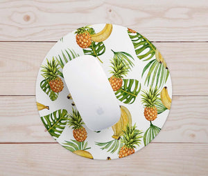 Tropical Fruits Mouse Pad