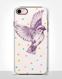 Cute Bird Tough Case