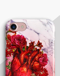 Burning Heart Classic Case
