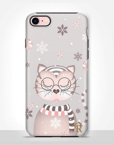 Winter Cat Tough Case