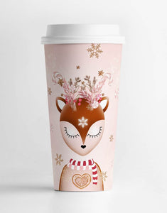 Winter Wonderdeer Tumbler