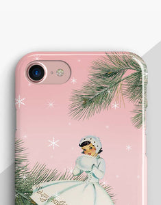 Christmas Girl Classic Case