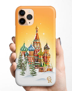 Christmas in St. Petersburg Classic Case