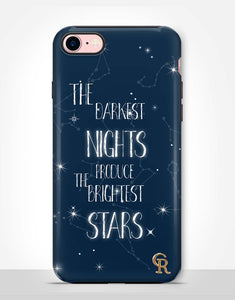 The Darkest Nights Produce The Brightest Stars Tough Case