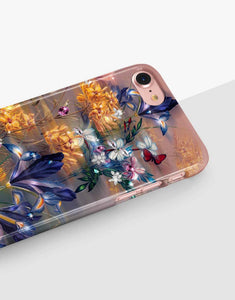 Diamond Floral Classic Case