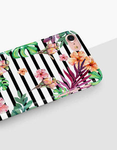 Tropical Floral Classic Case