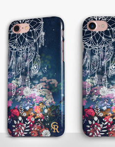 Magical Garden Floral Classic Case