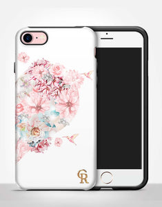 Floral Heart BFF Tough Cases