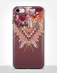 Boho Floral Tough Case