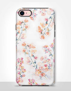 Pastel Floral Tough Case