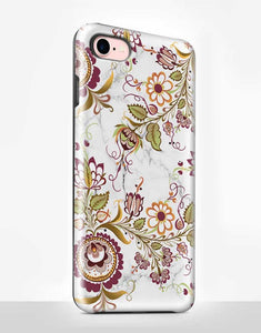 Floral Folk Art Tough Case