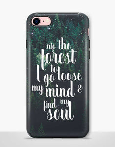 Into The Forest Tough Case