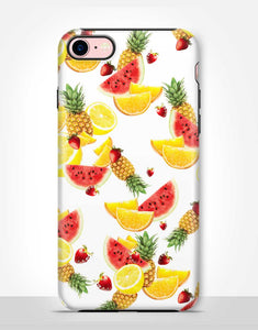 Fruits Tough Case