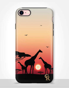 African Giraffe Tough Case
