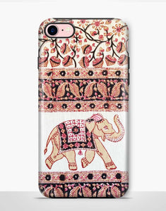 Indian Elephant Tough Case
