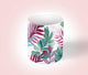 Tropical Leaves Mug
