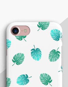 Exotic Leaves Classic Case