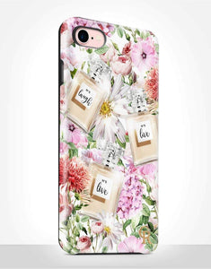 Floral Perfume Tough Case