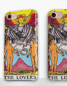 The Lovers Tarot Classic Case