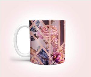 Magical Flowers Mug