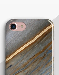 Gold And Grey Classic Case