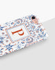 Custom Monogram Floral Classic Case