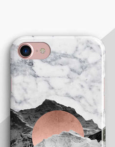 Abstract Mountain Classic Case