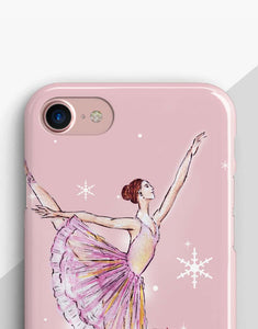 Pink Nutcracker Christmas Classic Case