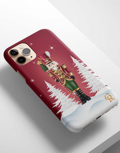 Nutcracker Soldier Classic Case