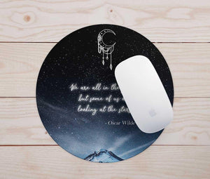 Oscar Wilde Quote Mouse Pad
