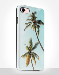 Palm Trees Tough Case