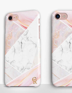 Blush Mix Marble Classic Case