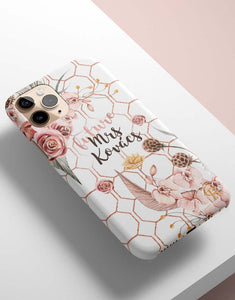 Custom Name Mrs. Classic Case