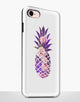 Floral Pineapple Tough Case