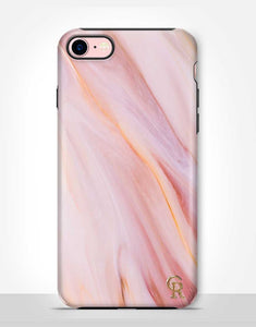Pink Marble Tough Case